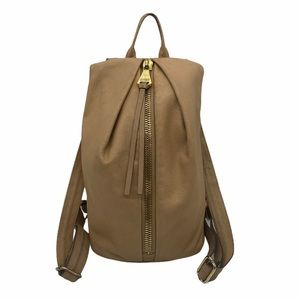 Aimee Kestenberg Tan Leather Backpack